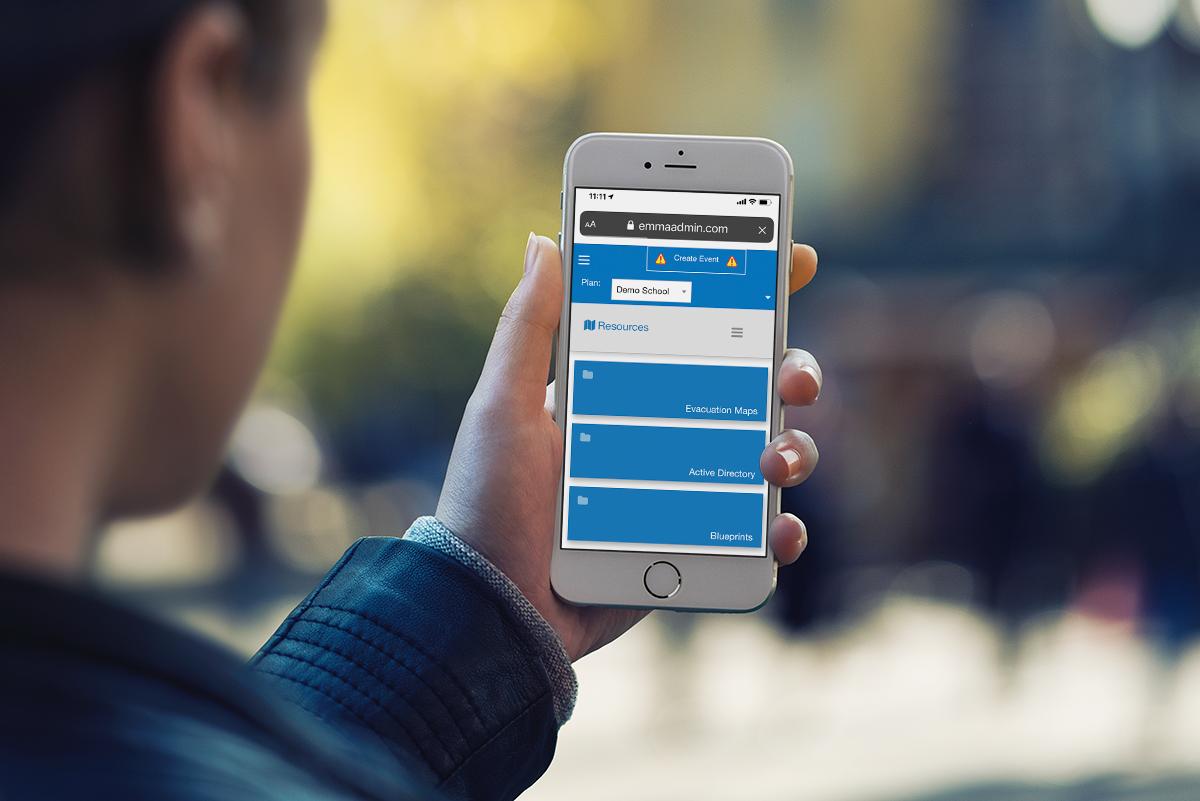 Emergency Management Mobile Application —Integration with SmartCop
